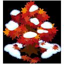 イベント 晩秋の雪紅葉 開催